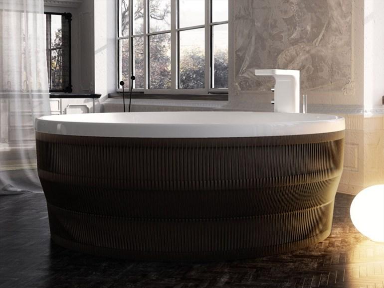 Bath Vasca Da Bagno In Inglese : Vasche tendenze bagno